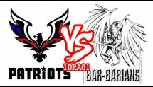 [Team Patriots] 1drag1 Bar-Barians Requirements (Old)