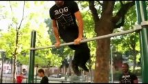 Calisthenics in Paris - Amazing Street Workout Presentation 2014 (HD)