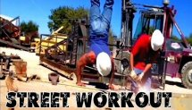 STREET WORKOUT / FITNESS IN THE STREETS