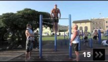 Muscle Ups World Record!!