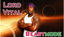 Lord Vital (Beastmode) - Pull-up (Street workout)