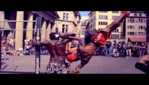 Street Workout (Calisthenics) - Switzerland St.Gallen