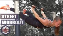 Z-battle of Street Workout Kiev - sport motivation.
