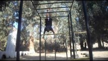 STREET WORKOUT algeria 2015