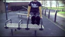 UK Bar-barians London Exercise Parks part 1