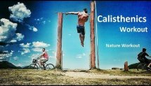 Calisthenics Workout SP (Brazil) - Nature Workout