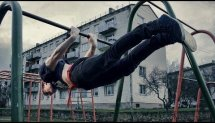 STREET WORKOUT - Zero Degree Weather