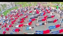 Video report 2014 (Street Workout Armenia)