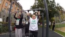 street workout vs crossfit - october 2013