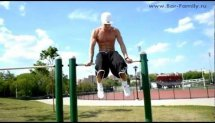 "Николай ""Niko"" Козьяков - Street Workout USA (2012)"
