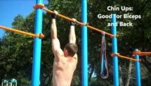 10 different types of pull ups-- California Calisthenics