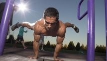 Best Moves of 2013 -- California Calisthenics Outdoor Workout