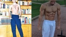 9 Years Body Transformation - Calisthenics/Street Workout