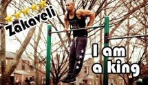 Zakaveli (Bar-barians) - I am a king | Street Workout Routine