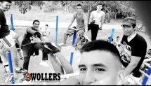 Buga -  Street Workout & Calisthenics- DementBarzz and Wollers.