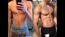 Epic 1 Year Body Transformation Only Calisthenics! Bar Brothers Netherlands