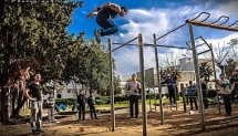freestyle Kelibia Street Workout KSW