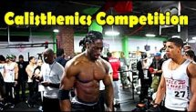 Rocc the Barz | Calisthenics Competition