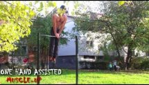 15 Muscle Up Variations