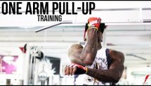One arm pull-up training (How to)