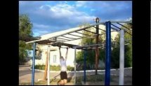 StreeT WorkOut. Saratov - Video report by Ruziev Rustam