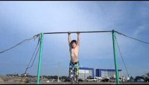 9 MUSCLE UPS 9year rekord Street Workout Forse снято Тамиром