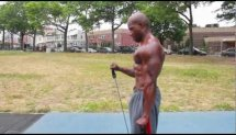GETTIN RIPPED & SHREDDED USING CALISTHENICS & RESISTANCE BAND TRAINING