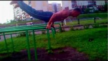 Street Workout Belarus(Street Monsters Team)