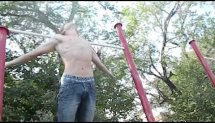 STREET WORKOUT [Bears power!]
