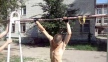 Workout in Samara