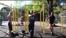 Zakaveli EXTREME WEEKLY ROUTINES MUSCLE UPS / PULL UPS