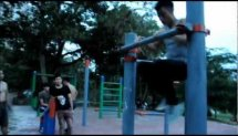 Kuching Street Workout (Official Video)