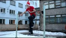 Street Workout - Happy New Year 2013