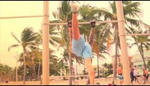Miami Barstarzz Street Workout