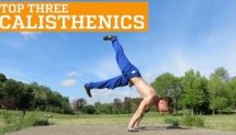 TOP THREE CALISTHENICS | PEOPLE ARE AWESOME