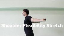 Great Stretch to Improve Your Shoulder Flexibility