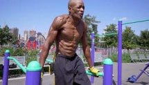 Super Ripped (SHREDDED!) 53 Year Old Tells You How To Get In Shape
