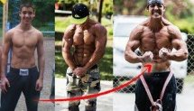 Vadym Oleynik - Transformation from KID to BEAST