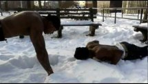 Street Workout winter
