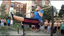 Street Workout pull up jam 28/04/2012