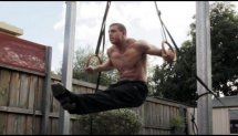 Wide L-Sit Ring Muscle Ups