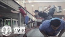 MADD Parkour & Stunts + BARBARRIO Street Workout