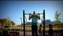 Muscle ups day