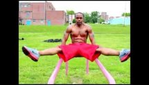 Marcus Jennings - Fitness, Calisthenics, Strength Training