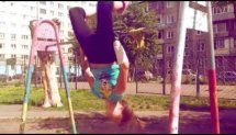 street workout girls