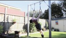 360 Degree Pulls - Front Lever / Back Lever Pulls