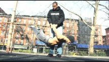 EPIC STREET WORKOUT NEW YORK @BARSTARZZ !!!