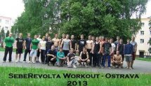 SebeRevolta Workout - Ostrava 2013 HD