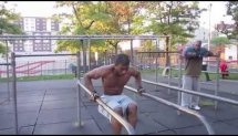 X-TREME BAR WORKOUT