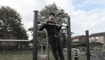 Assisted muscle up tutorial (step by step progressions calisthenics street workout)